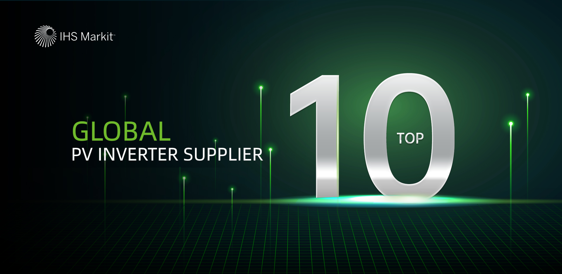 TOP 10 Global PV Inverter Supplier